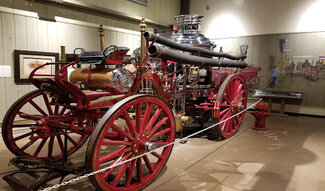 Hall of Flame Firefighting Museum